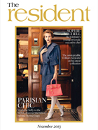 The Resident - November 2013