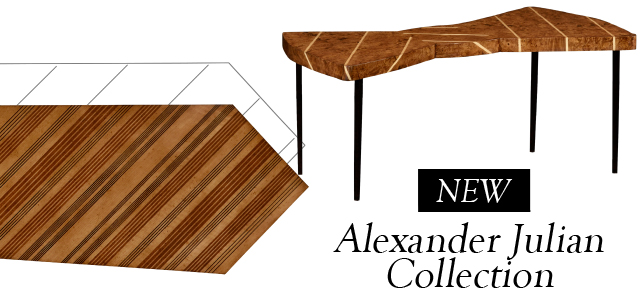 Jonathan Charles Fine Furniture Alexander Julian Collection