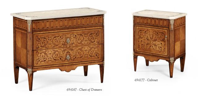 Jonathan Charles Fine Furniture   Neoclassical Grandeur.