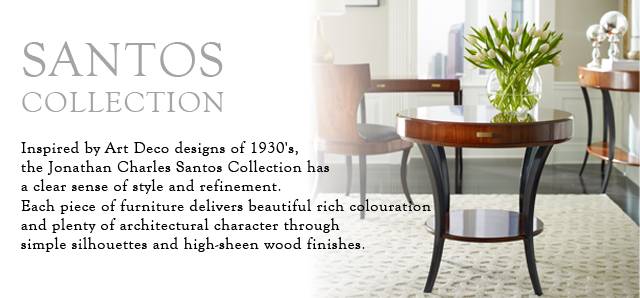 Jonathan Charles Fine Furniture - When Old Becomes New Again