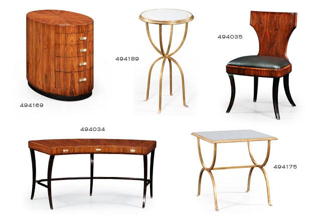 Jonathan Charles Fine Furniture   HD Expo 2011, 18 20 May 2011, Las Vegas,  USA