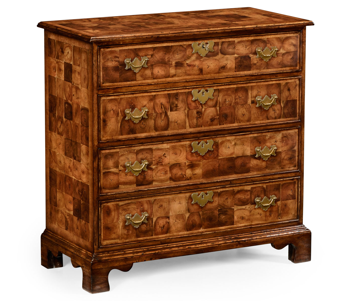 drawer of graham chest florence green small drawers