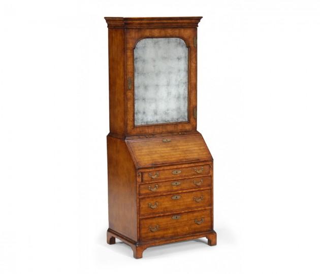 Bureau Cabinet with �glomis� Glass Door