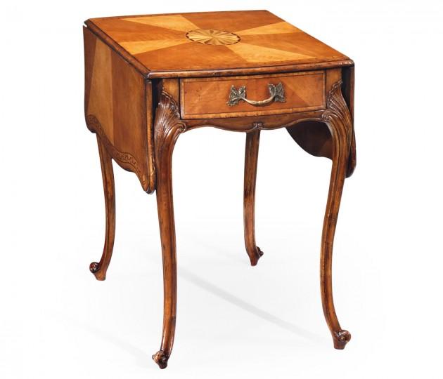 Satinwood Pembroke Table