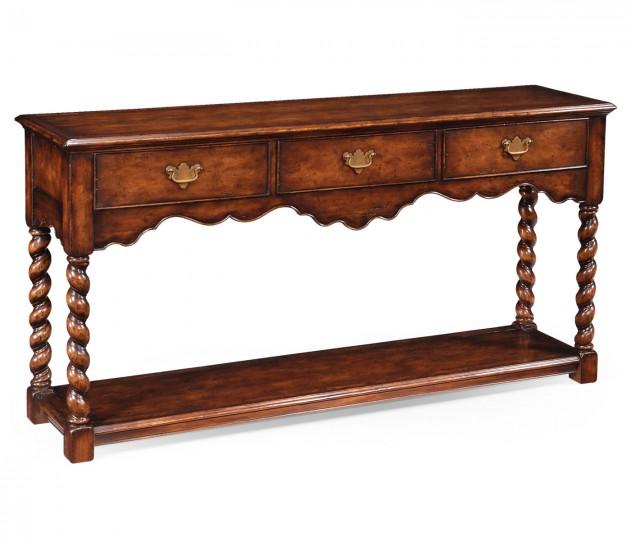 Tudor Style Console (Large)