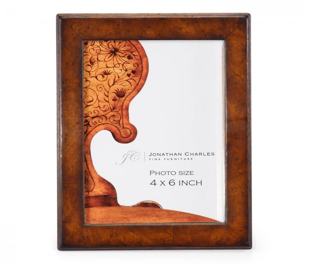 "11""x14"" Crotch Walnut Picture Frame"