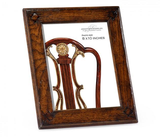 "8""x10"" Tudor Oak Picture Frame"