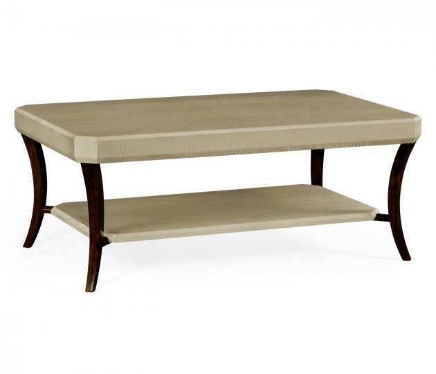 Art Deco Rectangular Coffee Table