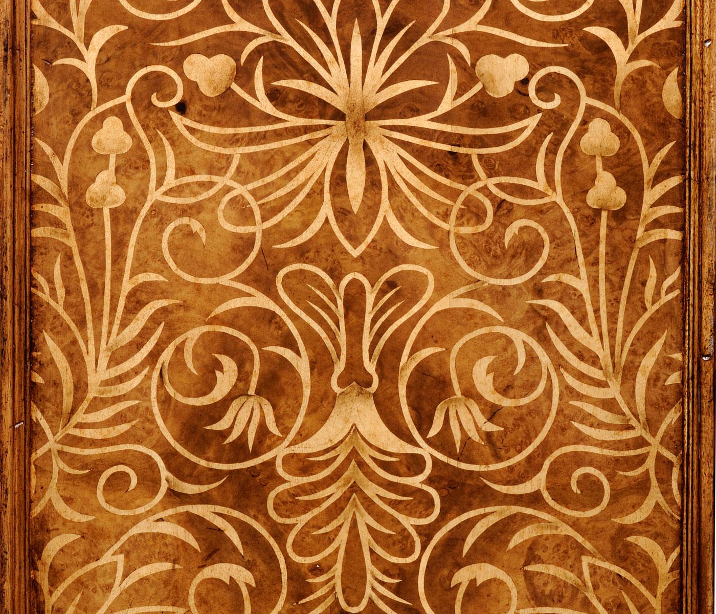Seaweed Floor Screen