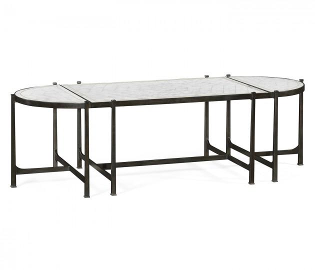 �glomis� & Bronze Iron Bunching Tables