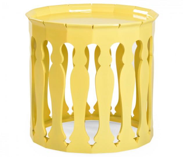 Moorish Sofa Tables (Yellow Raincoat)