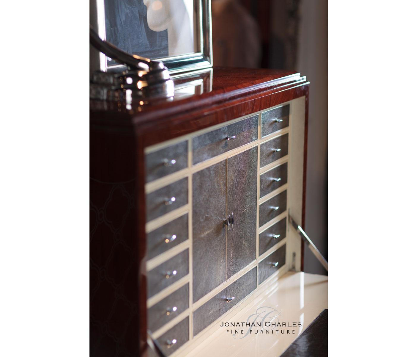 art deco style rosewood secretaire 494335. art deco style rosewood secretaire 494335 r