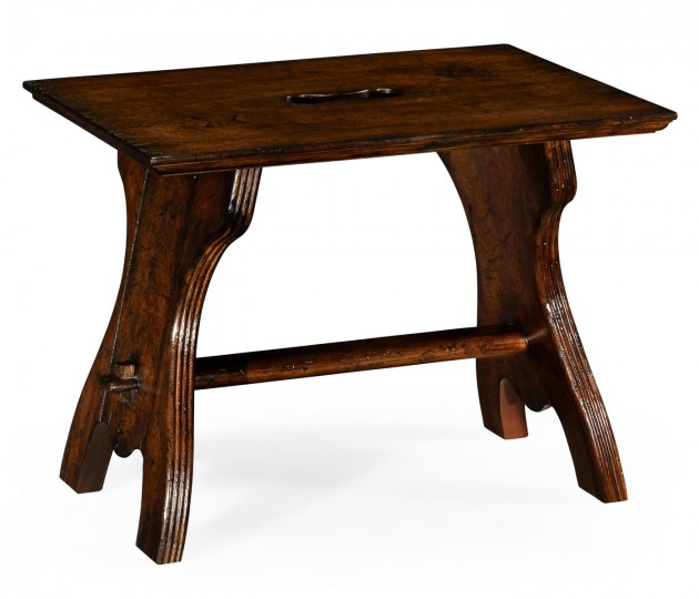 Oak Tavern Stool