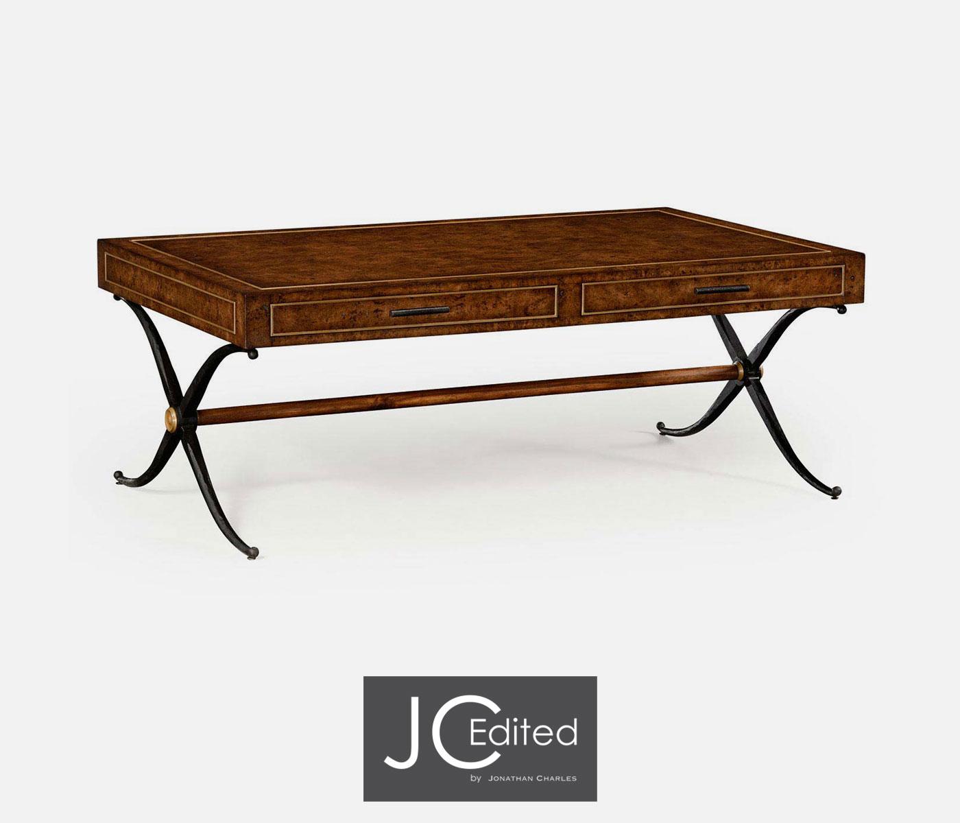 Iron Coffee Table Crowdbuild For