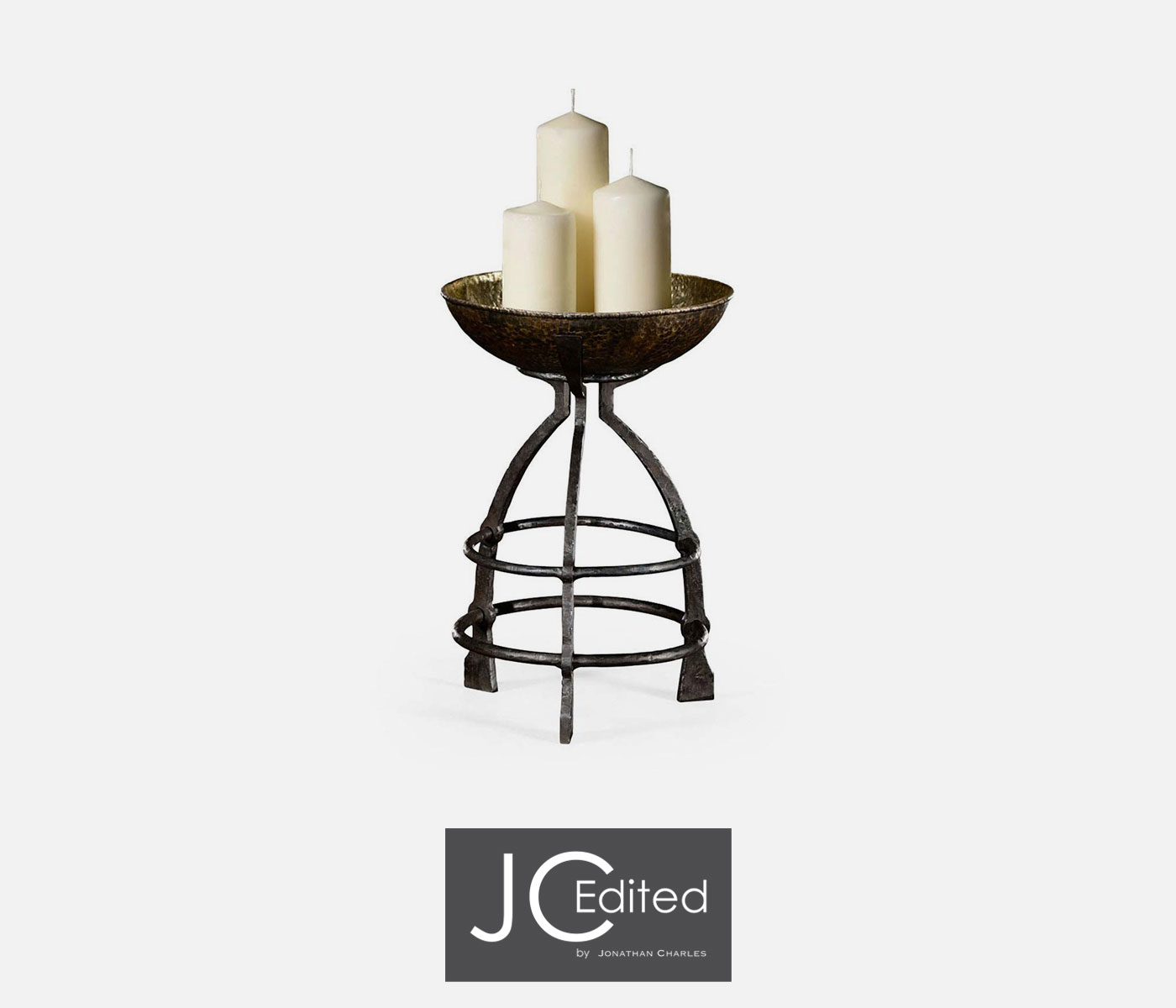 Iron Candle Stand Designs : Wrought iron candle stand