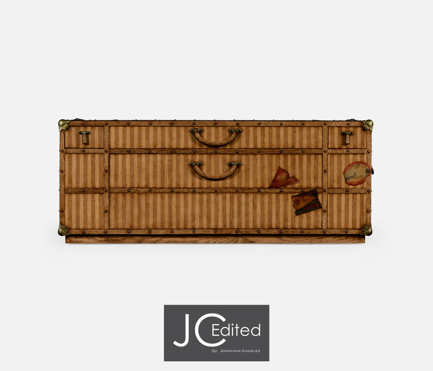 Travel trunk style coffee table with storage geotapseo Image collections