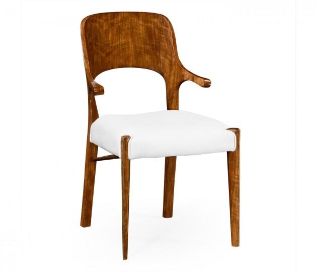 Hyedua Armchair, Upholstered in COM
