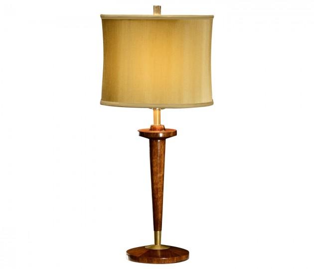 Hyedua Tapering Column Table Lamp
