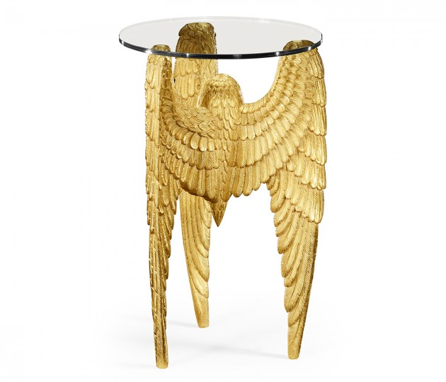 Three Winged End Table