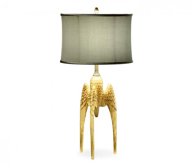 Three Winged Table Lamp