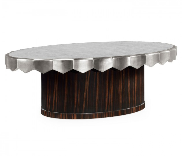�glomis� Oval Cocktail Table