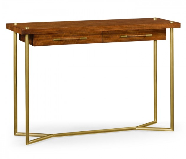 Mid-Century Hyedua Console Table