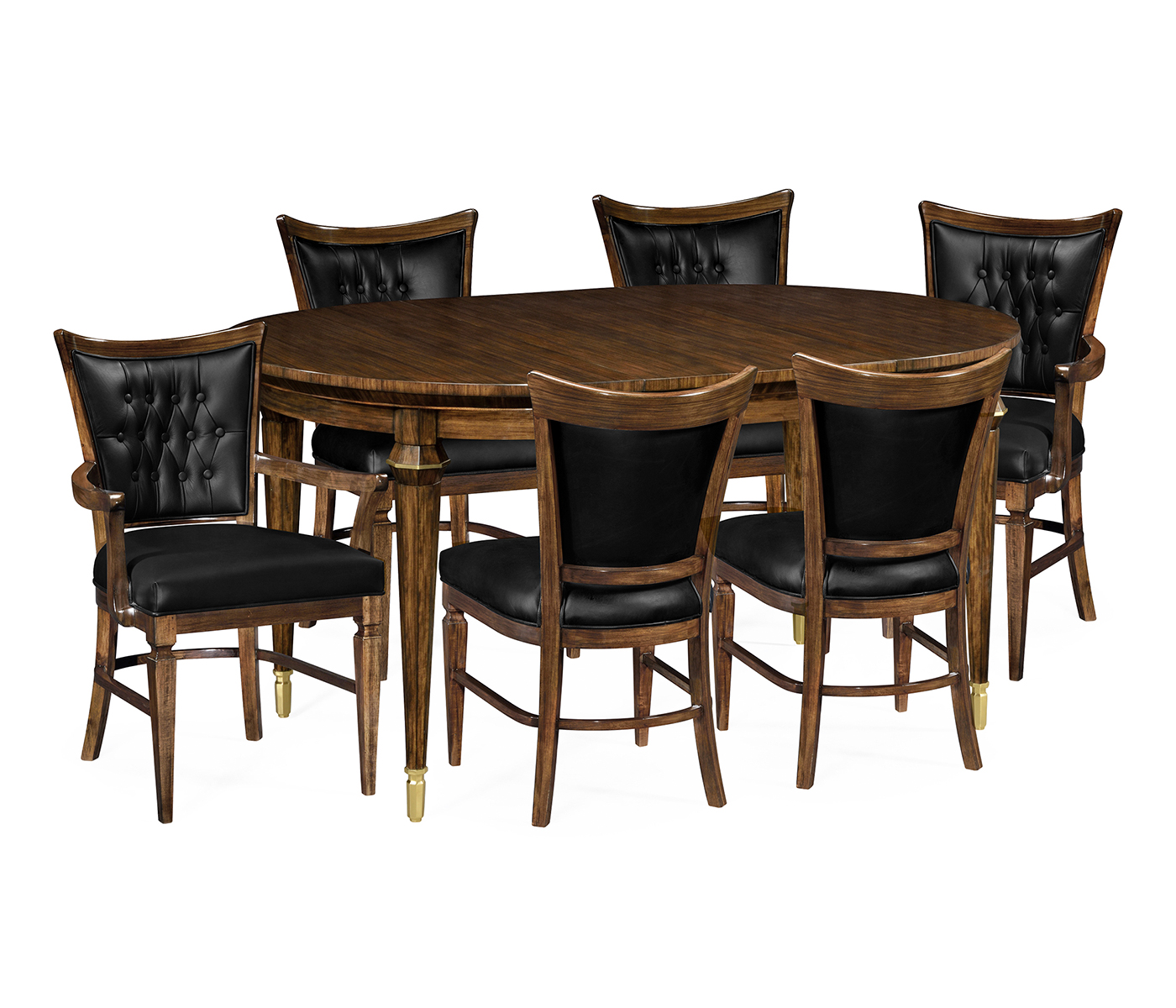 42 Round Extending Dining Table