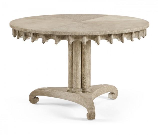 Longwood Grey Oak Table
