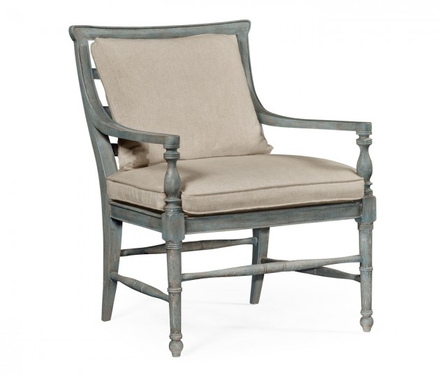 Florennes Ocean Washed Armchair
