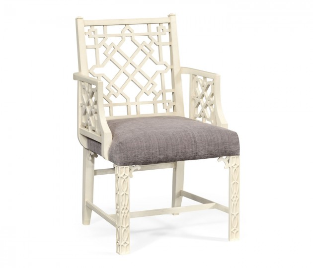 Loxley Linen Chair