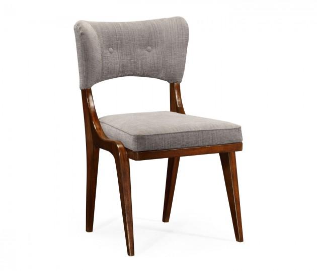 Marlene Dark Walnut Side Chair