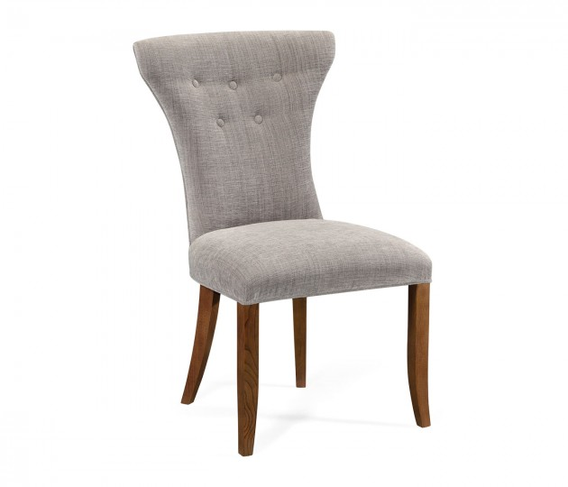 Gibson English Chestnut Side Chair