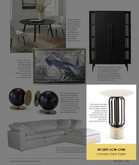 November 2020 - Furniture, Lighting & Decor