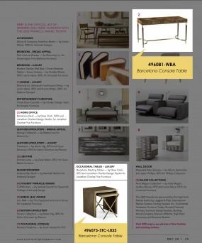December 2020 - Furniture, Lighting & Decor