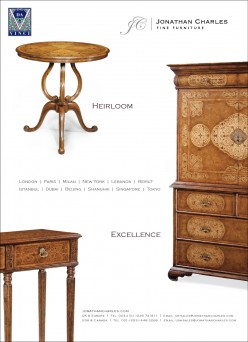 Da Vinci Art, Design, Lifestyle ( February - March 2011)