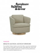 February 2021 - Furniture, Lighting & Decor - Beige in Motion