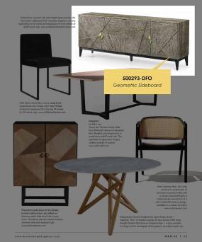 March 2020 - Furniture, Lighting & Decor