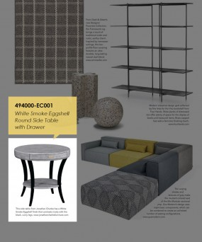Furniture, Lighting & Décor