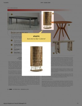 October 2020 - Home Furnishings News