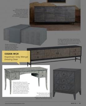 Furniture, Lighting, & Decor