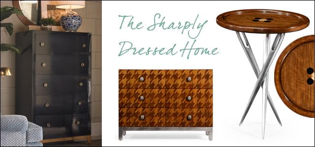 Preferred Jonathan Charles Fine Furniture - Alexander Julian Collection MM42
