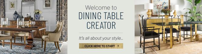 dining table creator