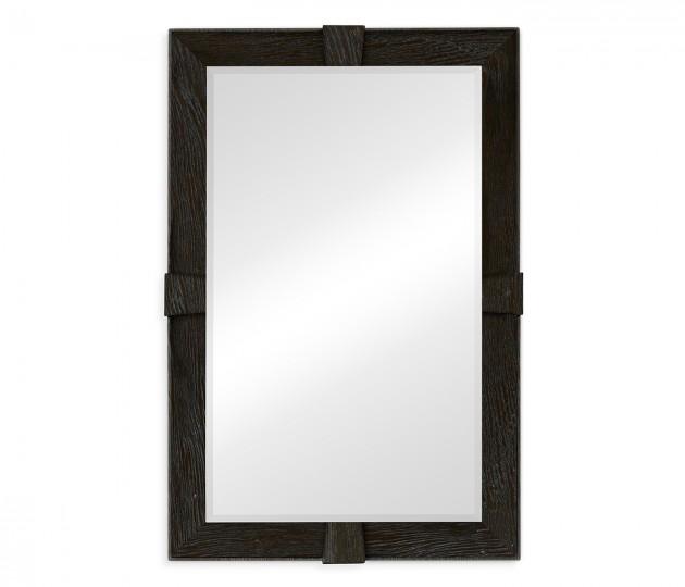 Dark Ale Rectangular Mirror