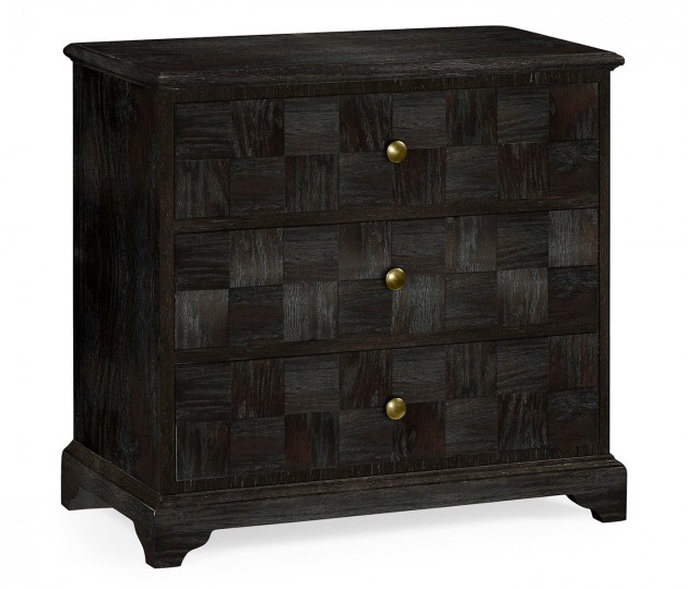 Dark Ale Small Chest of Drawers