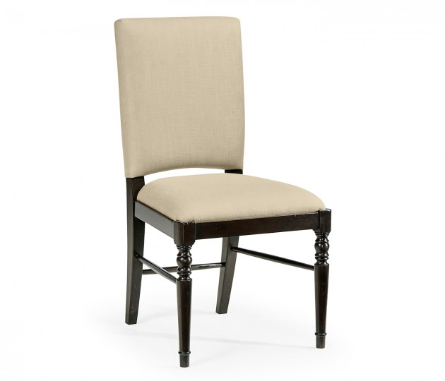 Dake Ale Dining Side Chair, Upholstered in MAZO