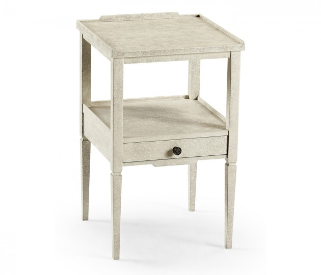 Casual Square Lamp Table