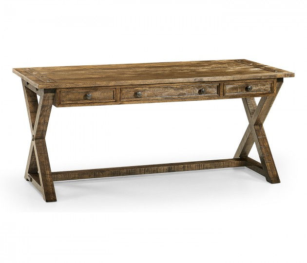 Medium Driftwood Desk