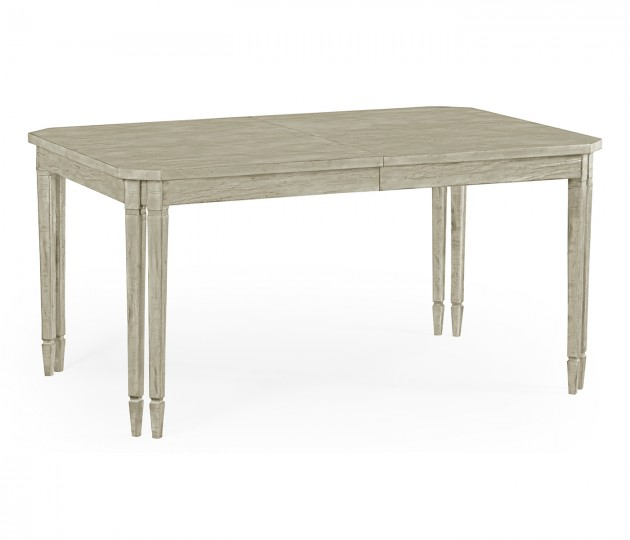 Rectangular Dining Table in Rustic Grey