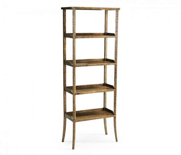 Medium Driftwood Four-Tier �tag�re