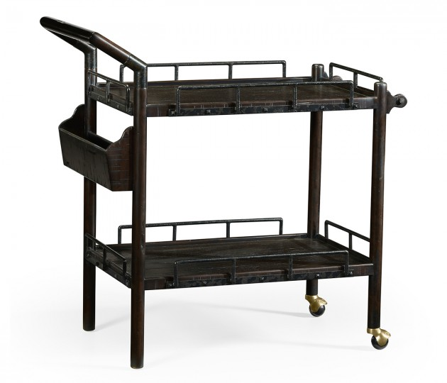 Dark Ale Bar Cart